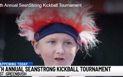 Sean Jucha: SeanStrong's 4th Annual Kickball Tournament